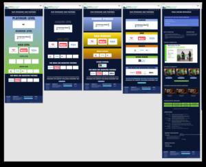 Web Design Adobe XD